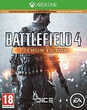 Battlefield 4 Premium Edition Xbox One - New and Sealed