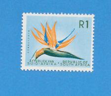 SOUTH AFRICA, scott  298 - VFMNH  - 1964  R1 Flower