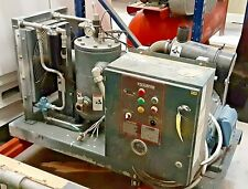 30HP FS-Curtis RSB-30 Tankless Base-Mount Rotary Screw Air Compressor 8,717 hrs