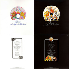 A Night at the Opera by Queen (Vinyl, Sep-2015, Virgin EMI (Universal UK))