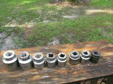 3/4 inch drive socket lot of 8 pieces Proto Easco John Deere king Tony