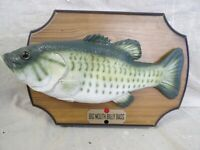 Vintage1999 Big Mouth Billy Bass - Singing and Moving Fish
