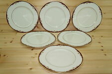 Lenox Presidential Pierce (6) Salad Plates, 8 3/8""