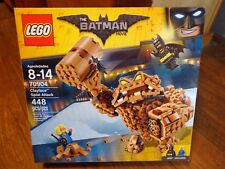 LEGO--THE BATMAN MOVIE--CLAYFACE SPLAT ATTACK SET (NEW) 70904