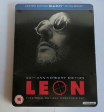 Leon - Blu ray steelbook - New and sealed