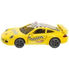 Modellini statici di auto, furgoni e camion giallo SIKU