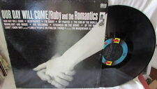 RUBY AND THE ROMANTICS KAPP LP OUR DAY WILL COME KS-3323