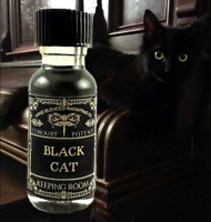 Black Cat Oil Hoodoo Magick Occult Witchcraft Attraction Jinx Removing Buy2 Get1