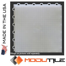 Subfloor Underlayment Interlocking Tile for Basements - MADE IN USA - SHIP FREE