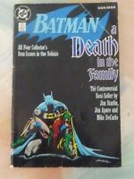 Batman A Death in the Family All Four Collector's Item Issues in One Volume K8