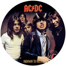 Cook Inseln 2 Dollar 2018 - AC/DC - Highway to Hell 1/2 Oz Silber Prooflike