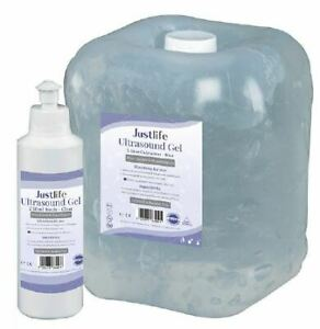 5 Litre ULTRASOUND Conductive Clear Transmission Rehab Therapeutic Physio Gel