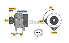BOSCH Alternador 170A Para BMW Serie 7 5 0 986 080 350