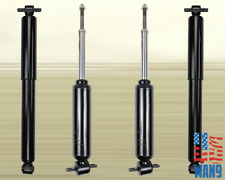 4pc OE Suspension Gas Shock Strut Front+Rear for 92-99 GMC C1500 C2500 Suburban