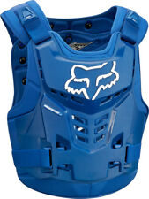 FOX RACING ADULTS PROFRAME ROOST ARMOUR MX IN BLUE QUAD OFF ROAD SAFETY VEST