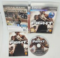 THE FIGHT PS3 VGC FAST FREE UK POST