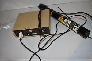 ^^ UNIPHASE Laser Alimentation Électrique 1201-1 W/25-LHR-111-249 Laser (EX8)