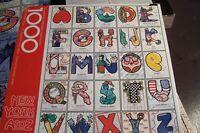 COMPLETE Springbok NEW YORK A to Z  #5943 Vtg jigsaw pzl 1000 pcs RARE & HTF