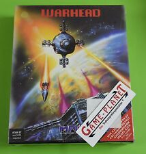 Warhead Atari ST NEU OVP in Folie NEW Box