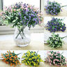 Artificial Fake Silk Gypsophila Flower Plant Home Wedding Party Decoration Lot