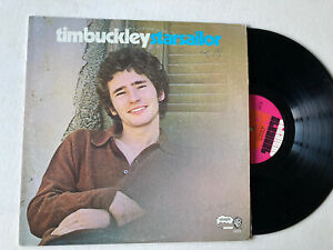 TIM BUCKLEY~STARSAILOR STRAIGHT LP ZAPPA FOLK ROCK PSYCH VG++ LP