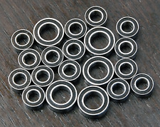 (20pcs) KYOSHO FERRARI DIABLO Rubber Sealed Ball Bearing Set