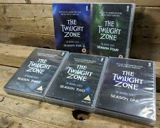 The Twilight Zone ~ Series/Seasons 1-5 Complete (DVD 28-Disc Box Set Bundle)