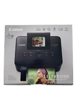 Canon Selphy CP800 Compact Thermal Photo Printer