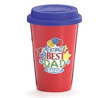 Officially the Best Dad Ever Insulated Travel Cup by Burton & Burton
