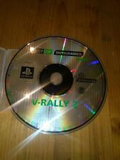 V - RALLY 2 - PLAYSTATION 1 2 3 PS1 PS2 PS3 - ACCETTABILE