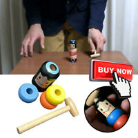 Unbreakable Wooden Man Magic Toy-High Quality HOT - Interesting Toy
