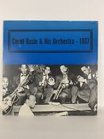 Jazz Kings Count Basie & His Orchestra 1937 QSR2412 LP Record NM