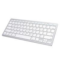 Bluetooth Wireless Keyboard Cordless For iMac Tablet Mac OS Andorid PC Media Box