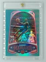 2019-20 Panini Chronicles Marquee Teal Zion Williamson Rookie RC #244, Parallel