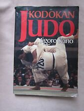 Old SC Book Kodokan Judo by Jigoro Kano 1st PB Ed. 1994 GC