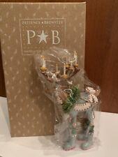 """Patience Brewster Krinkles 7 """" Dash Away Dasher Christmas Reindeer Figure"""
