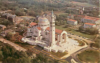 Postcard  Aerial View National Shrine Of The Immaculate Conception Washington DC