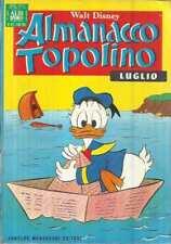 ALMANACCO TOPOLINO NUMERO 163 ANNO 1970 + BOLLINO