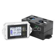 DC Voltmeter Ammeter Panel,Digital Voltmeter Ammeter 0-100V 0-30A Battery Tester