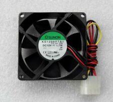 Ventilateurs de boîtier d'ordinateur SUNON Diamètre du ventilateur 80 mm