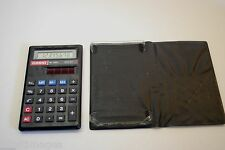 Casio SL-300J, SOLAR CALCULATOR w/ CASE, Made in Japan