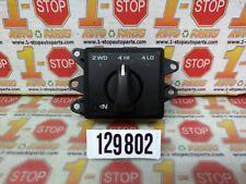 00 01 02 03 04 DODGE DAKOTA 2WD TRANSFER CASE CONTROL SWITCH 56045484AC OEM