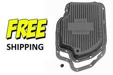 Chevy Turbo 400 Transmission Pan Steel w/ Gasket & Plug New Ready To Install NEW