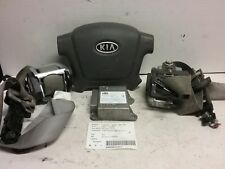 07 08 09 Kia Spectra Sedan airbag set wheel belts module OEM  Grey 95910-2F900