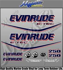 Evinrude ETEC 250hp OUTBOARD