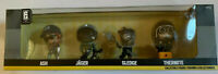 Ubisoft Rainbow Six Siege Chibi Collectible Vinyl Figure 6 Series 1 4-Pack