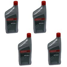 4-Quarts Fits Honda ATF DW-1 Automatic Transmission Fluid Genuine 082009008