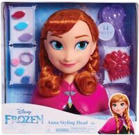 Disney Frozen Anna Styling Head Roleplay Set