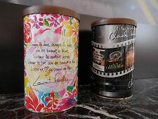 boites Nestlé Ricoré Claude Lelouch Laurent Voulzy CURIOSITY by PN