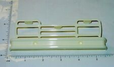 Buddy L White Plastic Truck Bumper Toy Part BLP-004